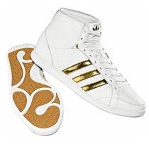 Zapatillas Botitas Adidas Adi Hoop Mid W G19462