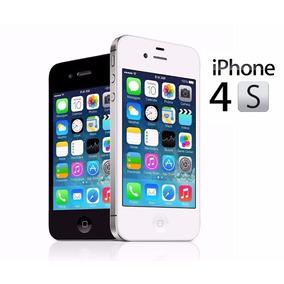 Apple Iphone 4s 16gb Libre De Fabrica - Blanco