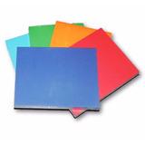 Cartulinas Opalina Carta Colores Varios Paquete De10 Unidad