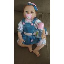 Boneca Bebê Reborn 4 Modelos Pronta Entrega Fotos Reais