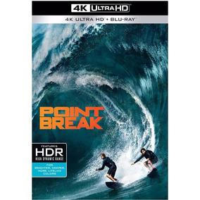 Point Break Punto De Quiebre Pelicula 4k Ultra Hd + Blu-ray