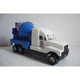 Camion Revolvedora Cemento Cruz Azul - Camioncito Escala