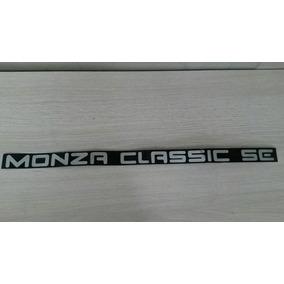 Adesivo Monza Classic Alumínio