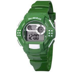 Relógio Technos Masculino Palmeiras Digital Pal13615a/8v