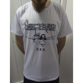 Camiseta Sex Thrash Xxx - Rape From Hell, Sexual Carnage
