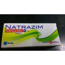 Telmisartan 40mg Tabletas Caja Con 28