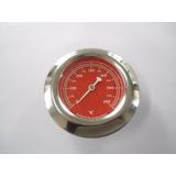 Pirometro Termometro Reloj Medidor De Temperatura Para Horno