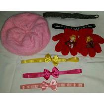 Lote 7 Accesorios Para Nenas Vinchas Carter