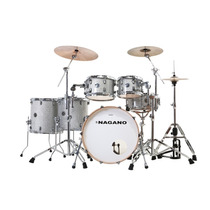 Bateria Nagano Work Series Birch 2 Tons 2 Surdos Youngmusic