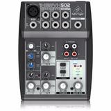 Mesa Behringer Xenyx 502 Mixer Xenyx502
