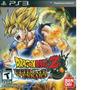 Dragon Ball Z Ultimate Tenkaichi Ps3 Nuevo Original Sellado
