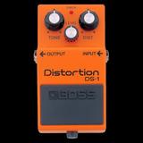 Pedal Boss Distortion Ds1 + Brinde + Nfe + Garantia