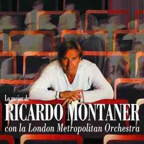 Cd Ricardo Montaner. Nuevo Envio