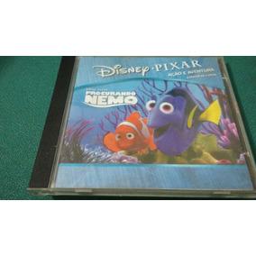 Jogo Para Pc Disney Pixar-procurando O Nemo.usado1132