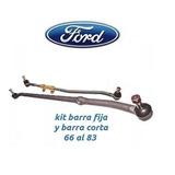 Kit Barra Direccion Ford F100 66 Al 83 Twin I Bean Oferta!!!
