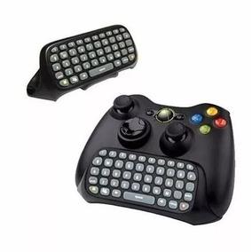 Teclado Keyboard Chatpad Xbox 360 Controle Wireless Sem Fio