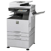 Multifuncional Sharp Mx-3050n, Color, 30 Ppm, Doble Carta