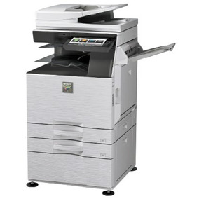Multifuncional Sharp Mx-3050n, Color, 30 Ppm, Doble Carta