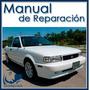 Manual De Taller Y Reparación Nissan Sentra B13