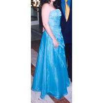 Vestido De Dama Largo Para Fiesta Ó Evento