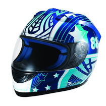 Casco integral Rush cr-007b