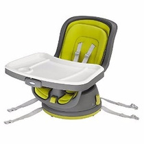 Graco Booster Cadeira Alimentação Bebe3em1 Gira180º Rn-15kgs