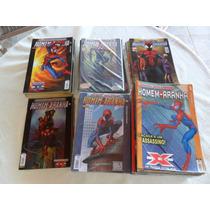 Marvel Millennium! Homem Aranha! Vários! R$ 10,00 Cada!