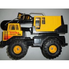 Tonka Mighty Crane 1989 -no.3962