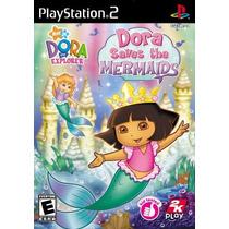 Ps2 Dora The Explorer /nuevo/ Envio Gratis