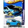 Mc Mad Car Hot Wheels Vw Volkswagen Golf Gti Auto 1/64 2013