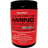 Amino Decanate - Musclemeds (360g) Bcaa + Glutamina