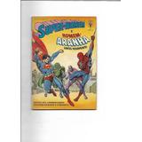 Super-homem E Homem-aranha 2! Sebo Da Bidi