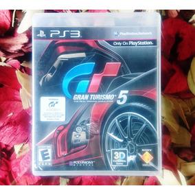 Gran Turismo 5 - Legendado Em Pt Br - Mídia Física - Ps3