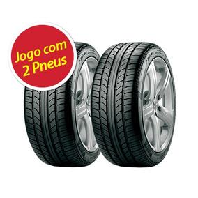 Kit 2 Pneu Aro 18 Pirelli 235/60r18 Pzero Rosso 103v