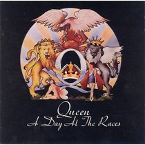 Cd Queen ¿ A Day At The Races Importado Ediçao Comemorativ