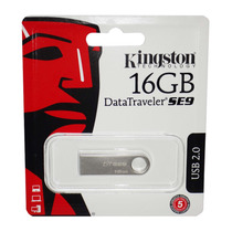 Pendrive 16 Gb Kingston Original Usb