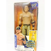 Jonh Cena! Mattel! Totalmente Articulado! Nuevo Envio Gratis