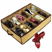 Organizador De Zapatos Shoes Under Hasta 12 Pares H8013