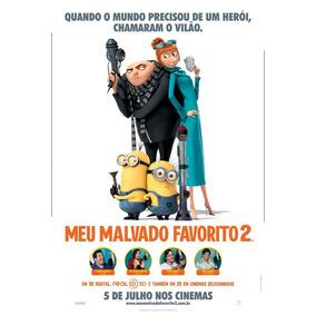 Poster Meu Malvado Favorito 2 Original De Cinema