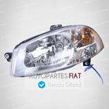 Optica Izquierda Fiat Palio Strada Siena Original®