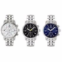 Relógio Tissot Prc200 Aço Original Com Garantia Frete Grátis