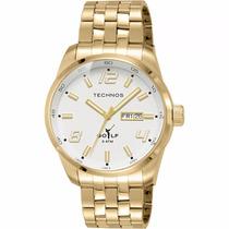 Relógio Masculino Technos 2305ae/4b Analógico 2305ae/4b Golf