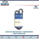 Correa Alternador Hyundai Accent (4pk-897) Dongil