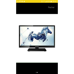 Tv Monitor Led Panasonic 19 Tc-19d300b