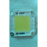 Pastilha Chip Power Led 50w Reparo Holofote Refletor Lâmpada