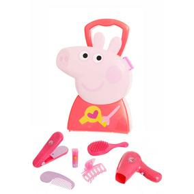 Peppa Pig Maleta Cabeleleiro Multikids Está Muito Barato