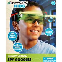 Gafas Espía Lentes De Visión Nocturna Discovery Kids