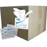 Toallitas Húmedas Antibacteriales Caja/1,000 Piezas
