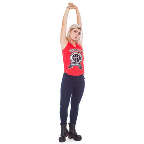 Musculosa Mujer Muaa Oficial State