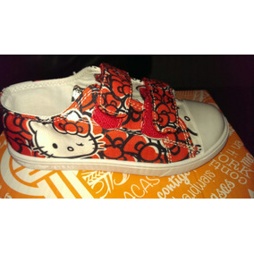 Zapatos De Niña Hello Kitty Frozen Calzado Colombiano